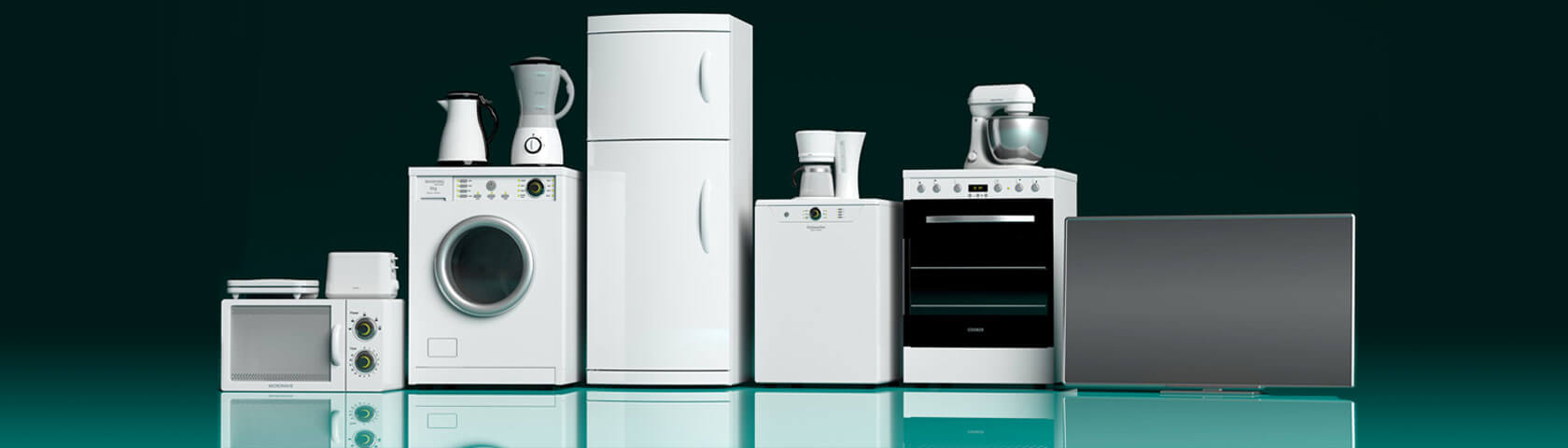 Complete Appliance Set